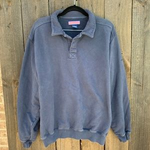 Vineyard Vines Women's Navy Pullover Size Large